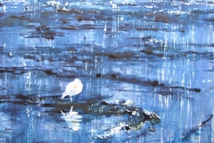 The sea inside me, 2011, 40x50cm, acryl and gouache on canvas